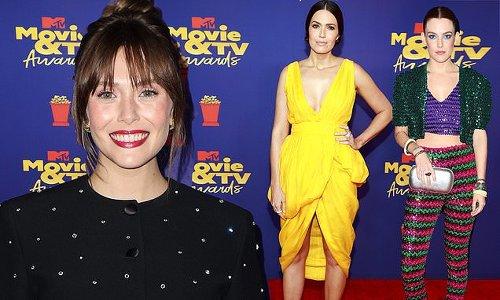 2021 MTV Movie & TV Awards red carpet