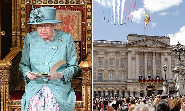 Queen's birthday will be celebrated with 'mini' Trooping the Colour