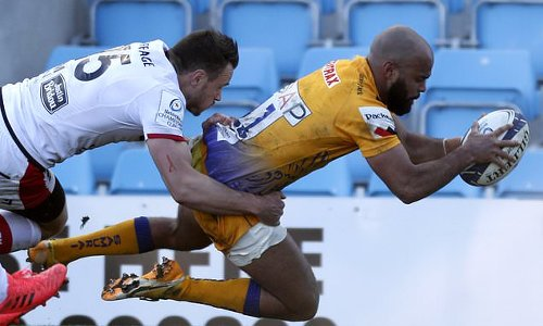 Exeter 22-34 Leinster: Holders knocked out of the Champions Cup