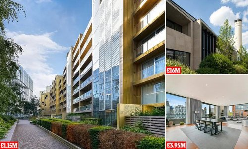 What it costs to buy near new Nine Elms and Battersea tube stations