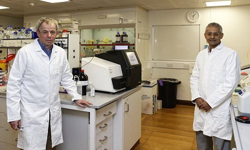 Millennium Technology Prize is awarded to two British chemists