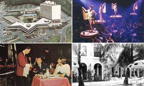The once-famous hotels lost to time