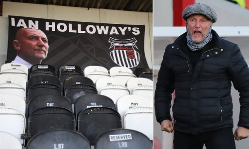 ON THE ROAD: Grimsby face takeover turmoil as boss Holloway drops plan
