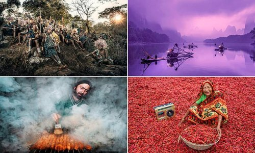 Winners of the Portrait Photographer of the Year competition revealed