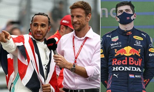 Button shuns Hamilton for Verstappen as most talented F1 driver ever