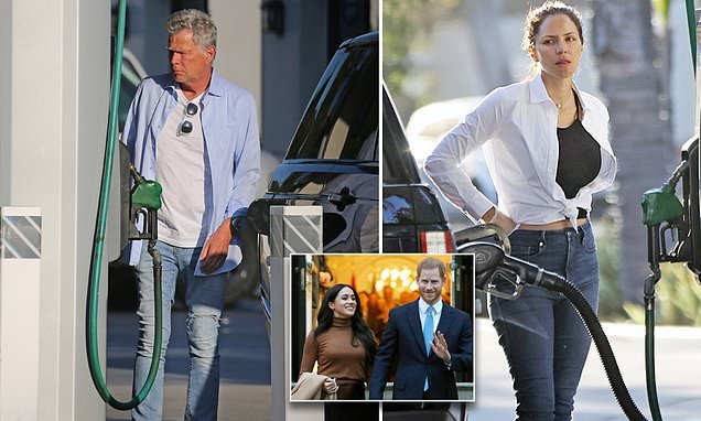 Did David Foster hang with Prince Harry this weekend?