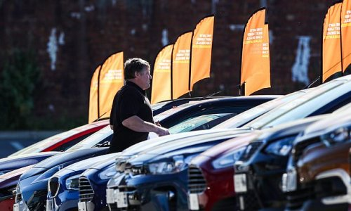 April car sales figures suggest there is pent-up demand for new models