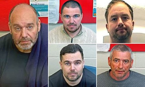 Gang who plotted to torch businessman's testicles face years in jail