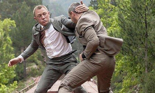 I'm done as 007, Daniel Craig tells Bond movie bosses