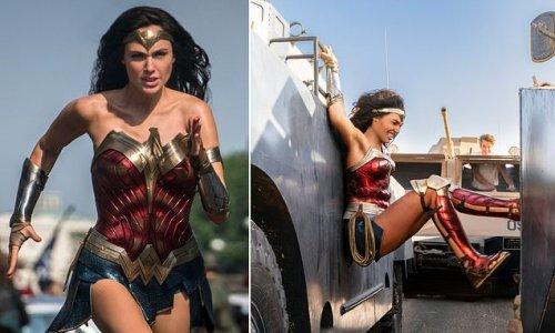 Wonder Woman v Covid-19! Can the female superhero beat 2020's villain