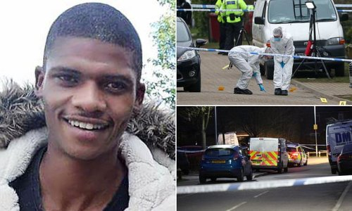 Prankster, 24, was stabbed to death on Valentine's Day after joke text