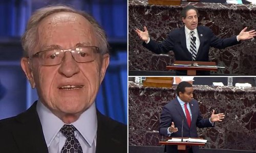 Dershowitz says House impeachment managers 'overplayed their hand'