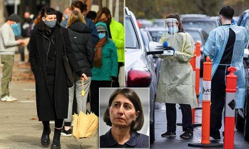 Gladys Berejiklian urges Melburnians not to flood Sydney pre-lockdown