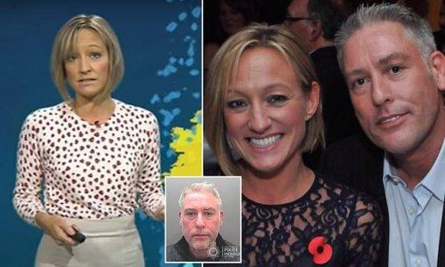 ITV weather presenter Ruth Dodsworth's ex-husband, 54, jailed