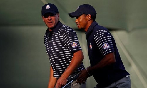 Tiger Woods will NOT be part of the United States Ryder Cup team