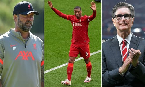Wijnaldum will be missed by Klopp and Liverpool fans - if not FSG