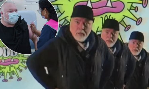 Kyle Sandilands 'is tipped for an Order of Australia medal in 2022'