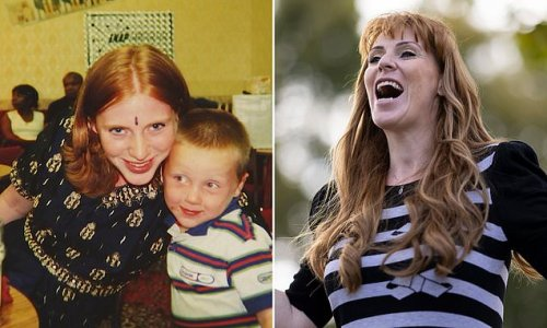 Angela Rayner opens up about growing up in poverty