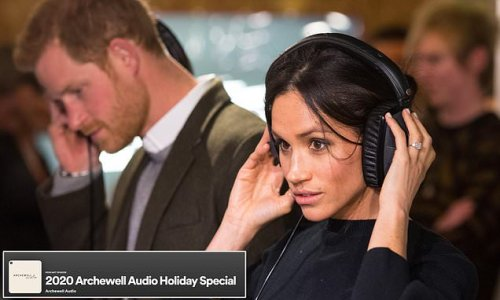 Meghan and Harry given Spotify 35 minutes of content in £18m deal