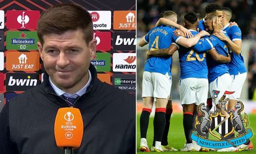 'Don't ask silly questions': Gerrard refutes Newcastle links