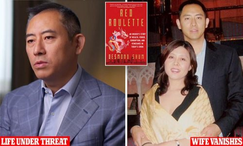 Chinese businessman blows lid on Communist Party in new tell-all book
