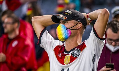German fans should stay away from Wembley, country's doctors say