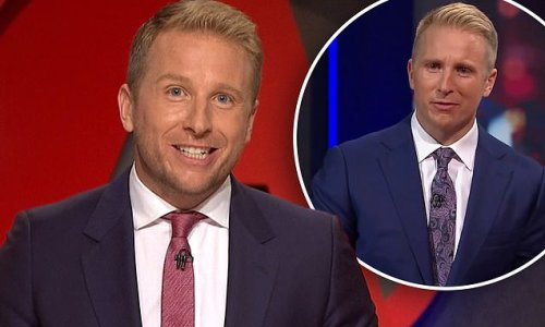 Q+A to trial THREE hosts after Hamish Macdonald's shock departure