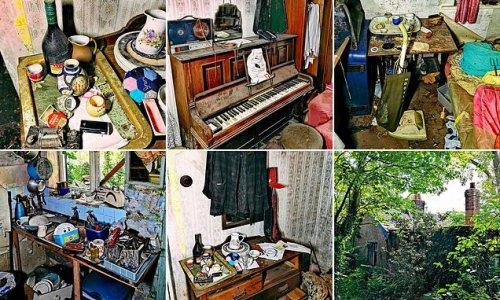 Instagrammer captures abandoned Welsh property in photographs