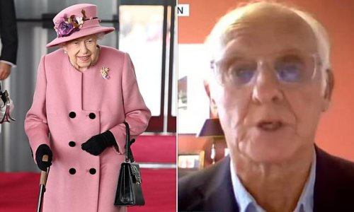 Dickie Arbiter says the Queen will NOT step back but will 'pace'