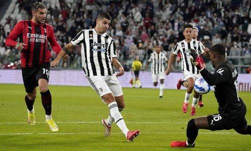 Juventus 1-1 AC Milan: Old Lady now winless in opening four games
