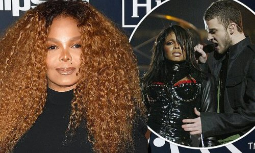 Janet Jackson is moving on from her Super Bowl 'wardrobe malfunction'