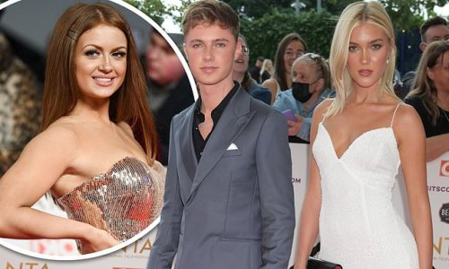 HRVY 'finds love with Emmerdale actress Mimi Slinger'