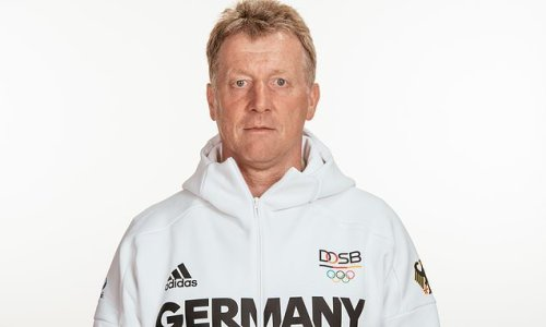 German cycling coach SENT HOME after using racist language