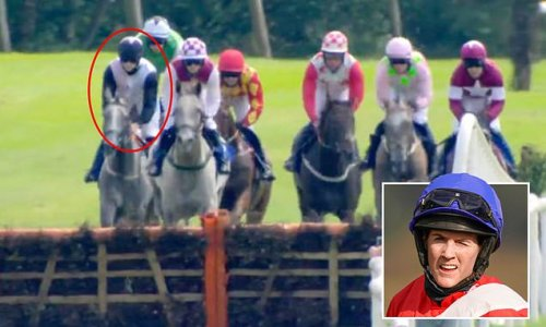 Blackmore rushed to hospital after suffering HORROR fall at Killarney