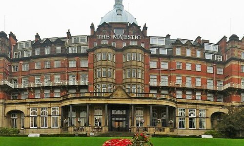 Police probe after man and woman found dead in North Yorkshire hotel