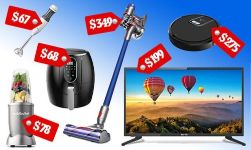 Catch launches a massive sale on Dyson, Apple and KitchenAid