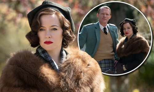 A Very British Scandal FIRST LOOK