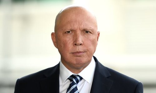 Peter Dutton is forced into Covid-19 home quarantine in Brisbane