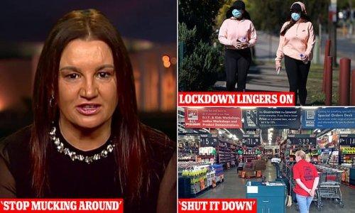 Jacqui Lambie slams Gladys Berejiklian over Sydney lockdown