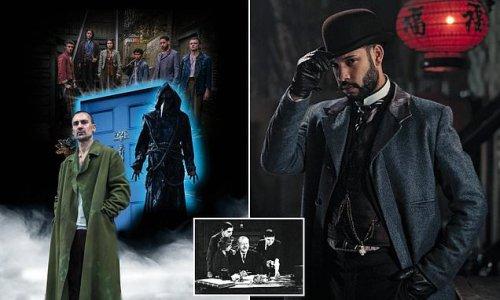 Netflix show The Irregulars, based on original Sherlock Holmes books