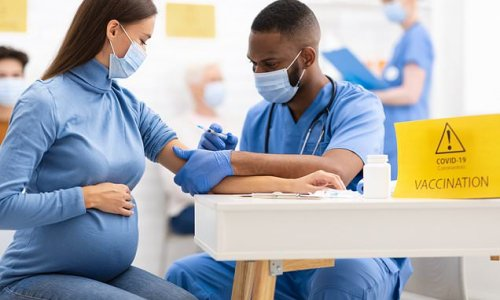 Midwives are 'risking lives with jab scare stories' to pregnant women