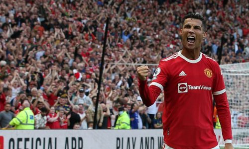 Ronaldo 'could coach his son in Manchester United's youth teams!