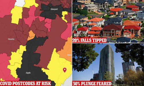 Urgent warning about house prices crashing while mortgages skyrocket