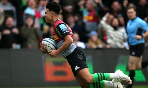 Smith stars as Quins leapfrog Saints back into second
