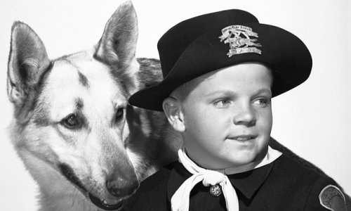 Lee Aaker, child star of The Adventures Of Rin Tin Tin, dies at 77