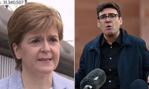 Scots slap down Andy Burnham amid row over Manchester travel ban