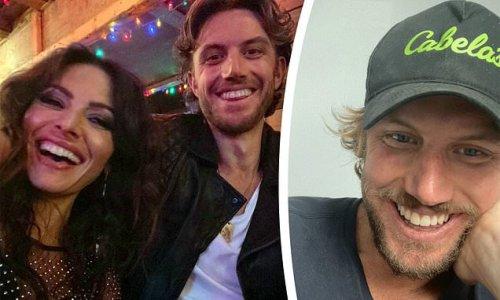 Sex/Life star Sarah Shahi gushes over boyfriend and co-star Adam Demos
