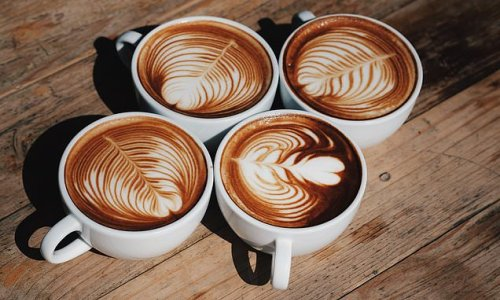 Drinking four coffees a day may QUADRUPLE your risk of glaucoma