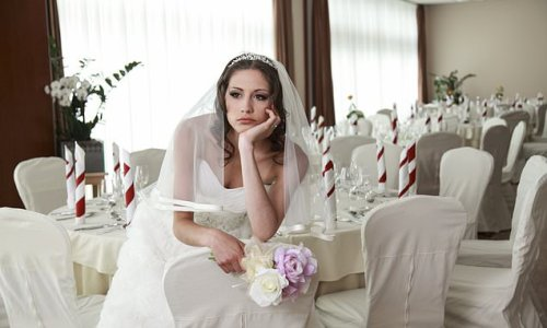 Woman bans her parents from her wedding after a 14-year grudge