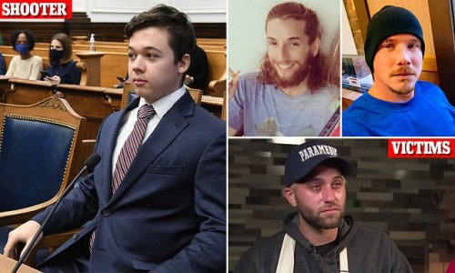 Prosecutors want ban on calling victims 'looters' at Rittenhouse trial